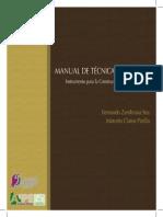 81700784 Manual de Tecnica Legislativa