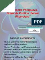 Economia Paraguaya - Perspectivas Mayo 2013