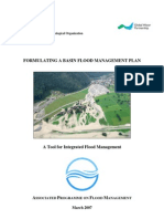 Tools Basin Flood Management Plan