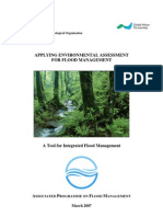 Tools Environmental Assessment for Flood Management