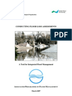 Tools Flood Loss Assessment