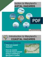Maryland Coastal Hazards Managment