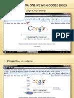 tutorialprovaonlinenogoogledocs-100401140840-phpapp01