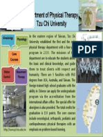 Department of Physical Therapy, College of Medicine,