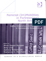 Feminist (Im) Mobilities in Fortress (Ing) Nort America