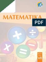 7 Matematika Buku Siswa Smp