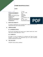 INFORME PSICOLÓGICO STROOP (2)