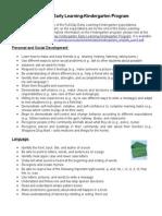 curriculum guide - parent friendly