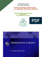 SubKomite Dalin Komite Medik - 16. Pencegahan HIV & HBCV