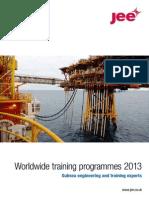 Jee Course Brochure 2013