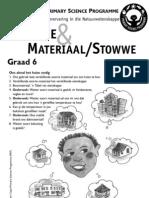 Materie en Materiale [Graad 6 Afrikaans]