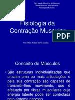 FMN - Farmácia - Fisiologia da contração muscular 1