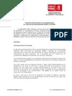 13-12-2011-Moción PAGO de los PROGRAMAS PAMER Y EMCORP