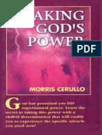 Morris Cerullo - Taking God's Power