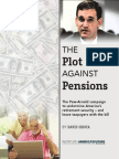 The Plot Against Pensions