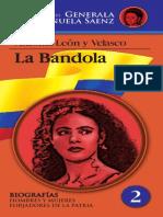Antonia Leon Velasco LA BANDOLA