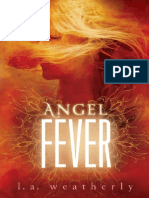 Angel Fever by L.A. Weatherly - Chapter Sampler