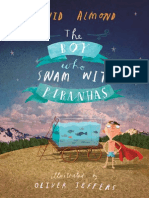 The Boy Who Swam with Piranhas - Chapter Sampler