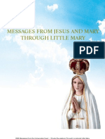 2003 Little Mary Messages