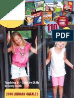 Cherry Lake Publishing 2014 Library Catalog