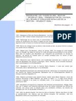 baudelaire, sutructure détaillé spleen et idéal