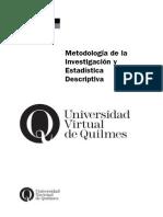 GOSENDE-Metodología de la Investigación