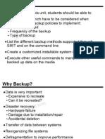AIX Backup Restore