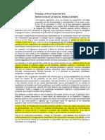 El Foro de Pensamiento Peronista y El Paro General Del 20