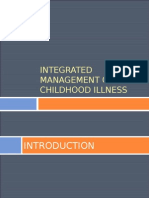Integrated Management of Childhood Illness