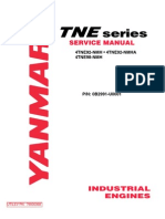 YANMAR MP Series Service Manual | Fuel Injection | Valve