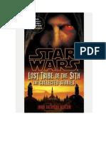 La Tribu Perdida de Los Sith (1.1 Recopilado)