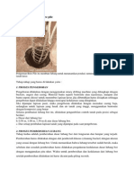 Proses Pembuatan Bore Pile