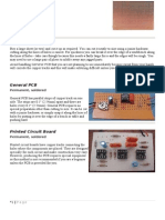 PCB General and Design