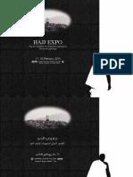 Hajj Expo Brochure بروشور معرض خدمات الحج - جدة