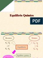 6)Equlibrio Quimico
