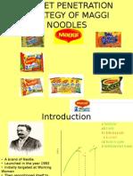 Market Penetration of Maggie Noodels(2)