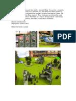 Warhammer 40k Batrep Eldar v Tau 5th Ed 1500 pts