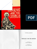 Dumitru Staniloae - Theology and the Church