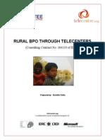 Dr Ish Tee Bpo Research