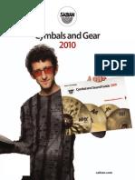 SABIAN ProductList 2010