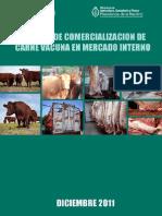 Canales de Comercialiazion de Carne Vacuna en Mercado Interno