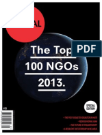 The Globals Top 100 NGOs