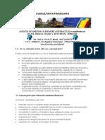 Firmele de Consultanta  Financiara in Romania