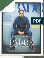 Luis Gubler Herrera - Entrevista Revista Sábado
