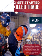 How to Get Started in a Skilled Trade