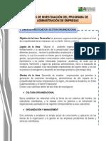 LINEAS DE INVESTIGACION DEL PROGRAMA DE ADMINSITRACION DE EMPRESAS.pdf