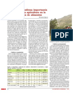 IV Cenagro Confirma Importancia de pequeña agricultura en producción de alimentos - LRA 156