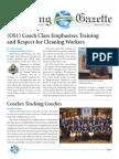 The Cleaning Gazette - September 2013