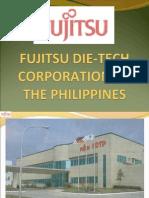 Fujitshu Die-tech Corporation of the Philippines