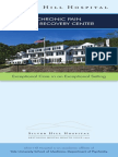 Silver Hill Hospital Chronic Pain and Recovery Center